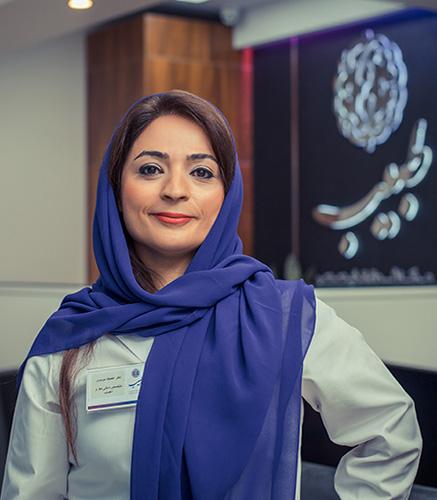 دکتر عاصفه موسوی
